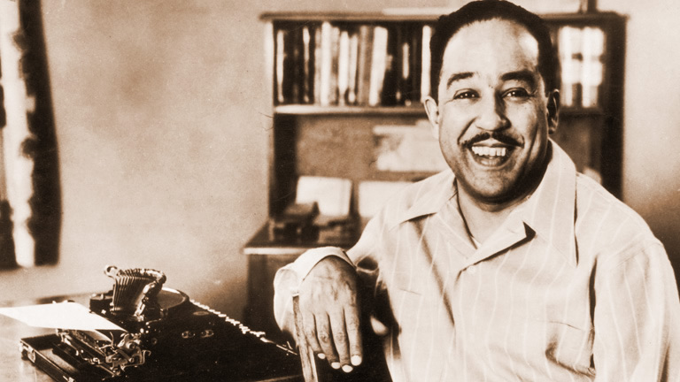 the famous and moving works of langston hughes Langston hughes survived the harlem renaissance, unlike most of his   rampersad argues that hughes's famous self-effacement was part of a  he  moved from his social to protest poetry, in which he announced his.