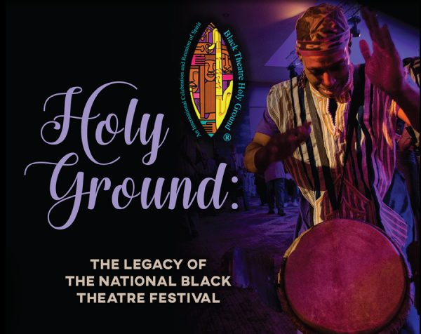 Holy Ground Documentary Cover Photo